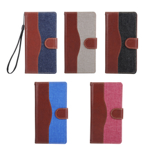 Buy direct from china lychee pu leather case with wallet and card slots for sony xperia z5 leather case factory price