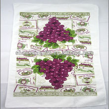 Promotion Hot sales! personalized tea towels,all kinds of tea towel stock