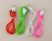 wholesale factory supply 3.5 mm audio video cable audio cable