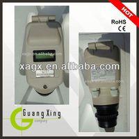 High quality long distance ultra short blind zone GXUM series intelligent guide-wave radar level transmitter