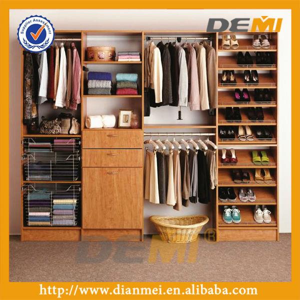 Prefabricada armarios sin puertas guardarropas identificaci n del producto 1599923621 spanish - Modelos de roperos empotrados ...