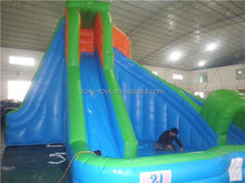 water slides used , ZY-WS943 water slide inflatable toy