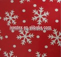 copo de nieve de tejer tela polar para la industria textil de prendas de vestir