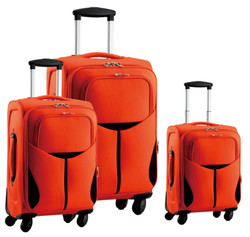 carry-on soft eva nylon business luggage
