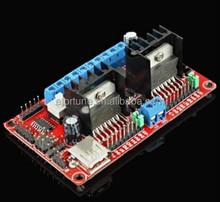L298N V3 / four DC stepper motor driver module driver integrated WIFI-powered car driver board