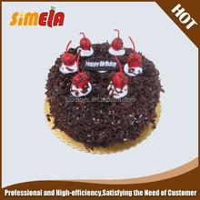 Simela Artificial model of fake birthday cake