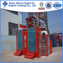 Hot sale building hoist SC100/100 elevator lift gear box