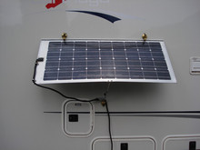 100W 110W 120W 150W flexible solar panel for marine, boat, and RV