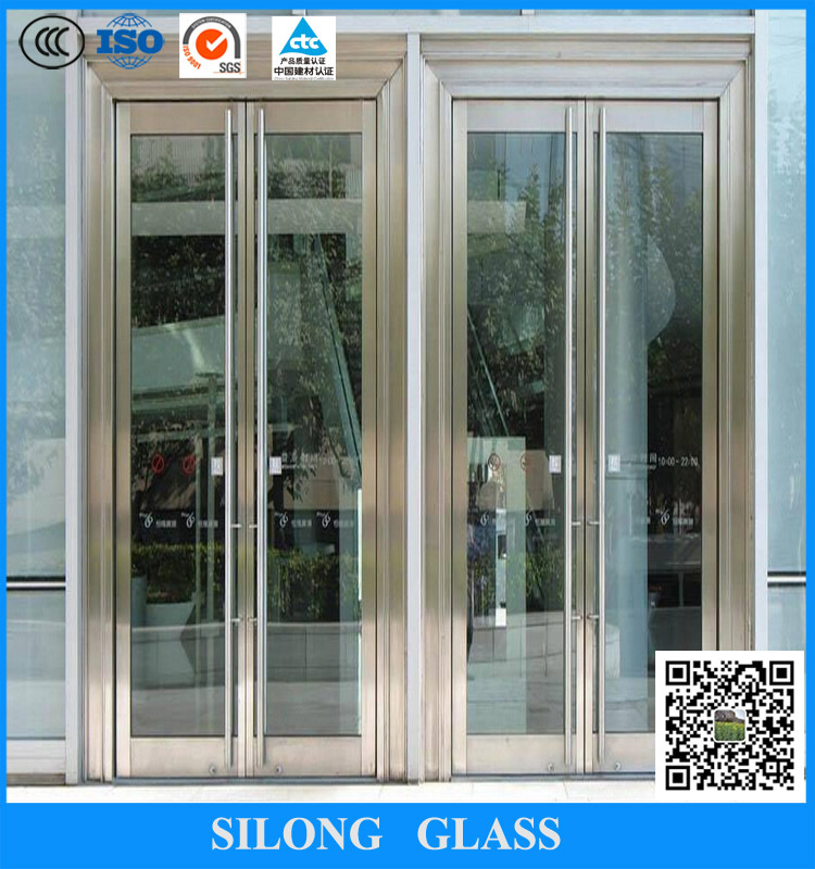 Tempered door glass and window tempered glass cheap glass for Cheap windows and doors for sale