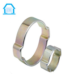 Automobiles & Motorcycles High Pressure Hose Clamps Double ears hose clamp