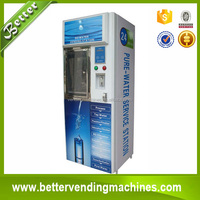 New Design Free Standing Commercial Vending Pure Water Making Machine