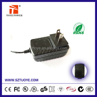 18W series 9V 2000mA DC Power Supply 9V 2A Adapter Charger US Plug for Tablet PC 5.5x2.1mm