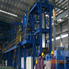 Steel Strip Hot Dip Galvanizing Line United States Steel Corp
