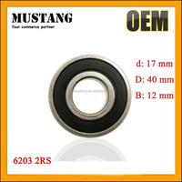 China cg125 motorcycle parts - steering bearing