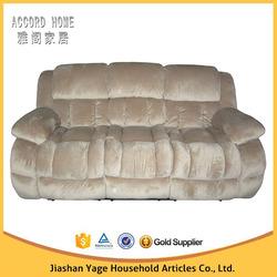 Home furniture motion sofa leather electric sofa for sale
