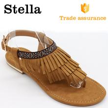 Primavera verano 2016 de diseño para mujer zapatillas y sandalias