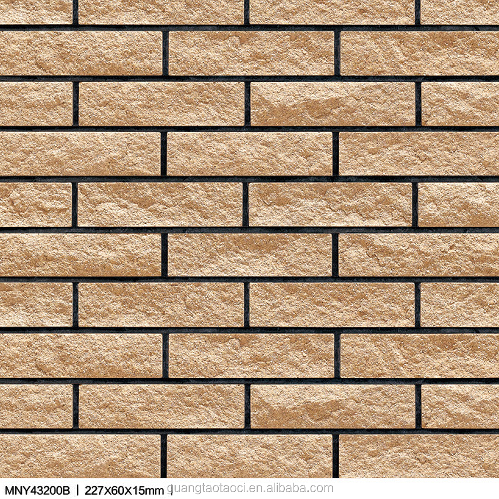 Split rock wall tiles decorative exterior wall ceramic for Wall tiles exterior design