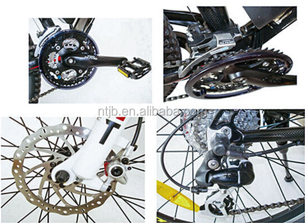 """popular cheap brushless kit 26"""" pocket electric mountain bike 36v"""
