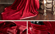 Excellent quality silk blanket