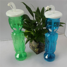 Hot Sale Clear Alien Yard Cup, Alien Yard Glass, Plastic Beer Yard Glass With Good Quality