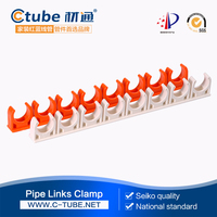 Electrical Conduit Fitting PVC Pipe Clip