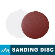 Rojo de lijado PSA disco