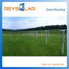 Solar Mounting Ground Screw for Solar Mounting Panel System/PV Mounting Piling Screw