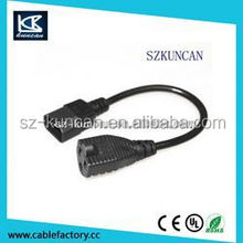 KUNCAN US stype $keywords$,UL CSA Standard power cord