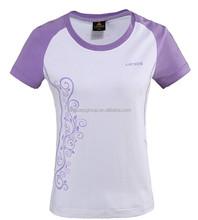 Good quality Slim fit women O neck T shirt