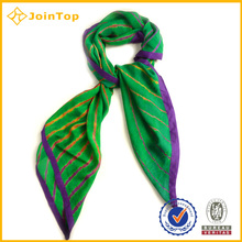 wholesale new custom shawl scarves silk