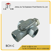factory price Type X casting steel explosion proof conduit outlet body - threading box