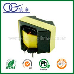 RM10 vertial 220V microwave oven winding machine transformer