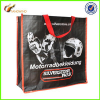 (TWS7009) Promotional Handled Style and Non-woven,non woven, pp woven, canvas, cotton, polyester Material cloth shopping bags
