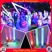 Professional Manufacture corporate promotional gifts top quality big glow stick