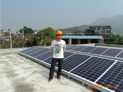1KW 2KW 3KW 5KW photovoltaic solar panel / 5KW 10KW photovoltaic solar panel system for home use / solar panel system 10KW 15KW