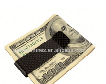Hot selling Carbon stealth Clip Pro All Carbon Fiber Money Clip