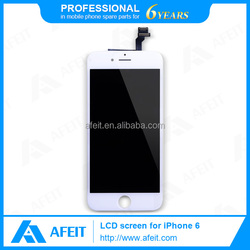 Mobile phone accessories factory for iphone 6 lcd OEM
