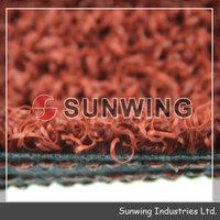 Sunwing welcome artificial grass for football field,artificial grass brush