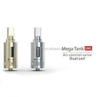 2015 Newly Released Mega tank Newest Sub Ohm tank 5ml capacity 0.5 ohm original Mega