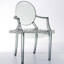 Various models replica elizabeth chaise clear transparent polycarbonate ghost - Chaise imitation starck ...