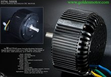 brushless DC motor for electric car   electric motorcycle BLDC motor 48V/72V 5000w