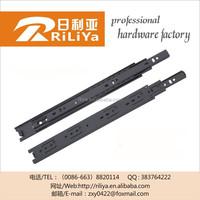 Riliya decorative cabinet table heavy duty drawer slide rail