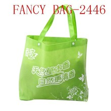 Cheap Printed 100gsam Non Woven Reusable Carrying Shopping Bag
