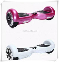 2016 smart balance scooter /self balance electric scooter with 36v lithium battery/ electric skateboard for cheap wholesale