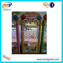 Contemporary Crane machine/hot-sale indoor amusement tickets game machine