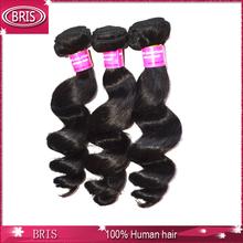henan xuchang long lasting tangle free malaysian loose wave hair