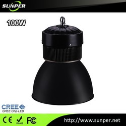 dimmable led high bay 80w CE TUV UL SAA led light warm white cool white creechips meanwell driver 80w replacement