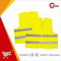HOT SELLING EN ISO 20471:2013 Reflecting Vest KF-001