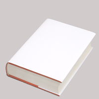 Hardcover extra cover protect antifouling book publishing