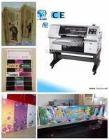 A1 Size Eco Solvent Ceramic Printer Machine digital ceramic inkjet Printing Machine